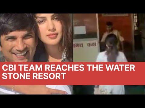 CBI Team Reaches The Water Stone Resort l CBI to call Rhea Soon l