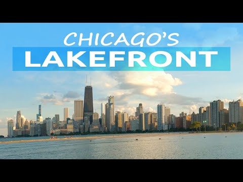 Chicago's Beautiful Lakefront