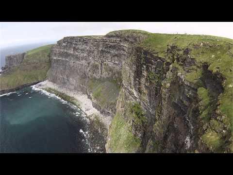 Doolin Drone Video