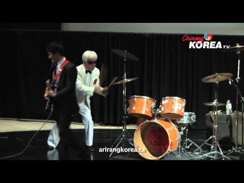 Koreansk trommeslager