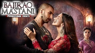 Nonton Bajirao Mastani  2015  Movie Promotional Events   Ranveer  Deepika  Priyanka Film Subtitle Indonesia Streaming Movie Download
