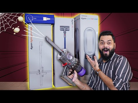 These Products Will Change Your Life ⚡⚡⚡ Dyson V11 Absolute Pro Vaccum Cleaner, Air Purifier & More