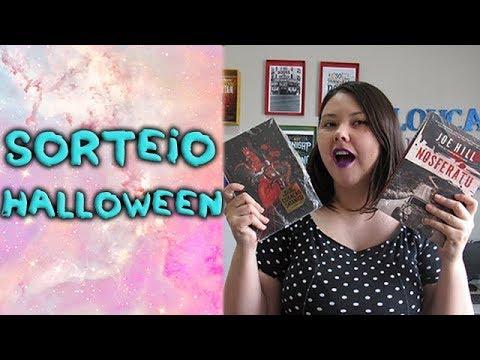 * SORTEIO * HALLOWEEN - Coração Satânico e Nosferatu | 2017
