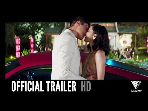 CRAZY RICH ASIANS | Official Trailer | 2018 [HD]