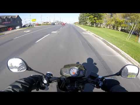 Riding My Yamaha Zuma 50cc-Work Commute
