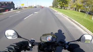 2. Riding My Yamaha Zuma 50cc-Work Commute