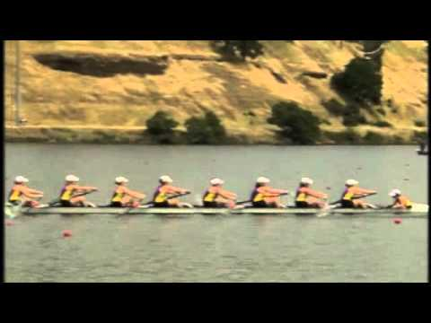 CBS Highlights of Women's Crew 5th Straight National Title