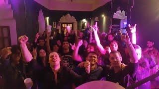 INSTRU-MENTAL - Luz de Libertad México Tour 2016 (Saludos del Público)