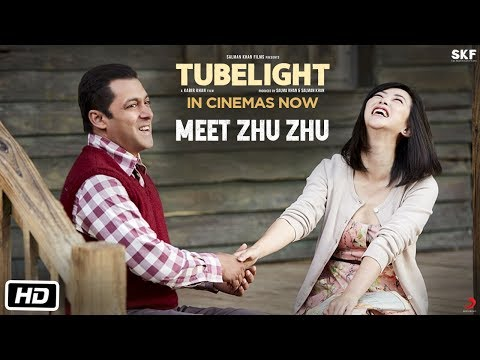 Tubelight (Featurette 'Meet Zhu Zhu')