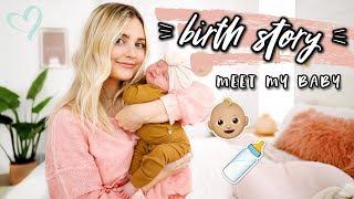 MY BIRTH STORY + Meet my Baby! | Aspyn Ovard by Aspyn Ovard