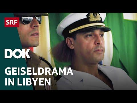 Libyenkrise: Auge um Auge - Wie Muammar Ghadhafi die Schweiz erpresste