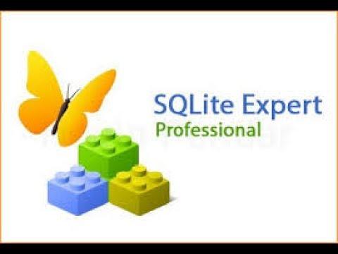 CLEAR UNE BASSE DONNEÉ - SQLite Expert Professional - FR - 4.2