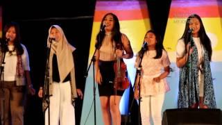 Mia - Bintang Bintang (Live At Makassar International Festival F8)