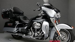9. 2012  HARLEY DAVIDSON  FLHTK ELECTRA GLIDE ULTRA LIMITED  - National Powersports Distributors