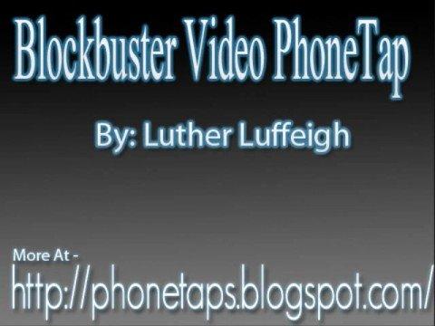 Blockbuster Video Phonetap