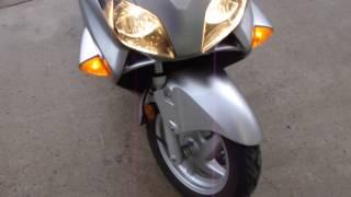 8. 2007 Honda Reflex 250 -New Battery