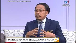 SPM 2017 – BANTERAS JENAYAH SEKSUAL KANAK-KANAK