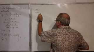Algebra Intermedia - Lección 29 - B (fracciones Algebraicas Complejas)