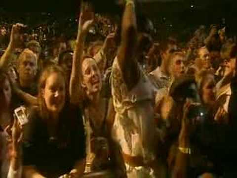 Michael Jackson On WMA 2006 Earls Court (Part 2 of 3)