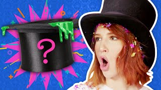 Mystery Top Hat Challenge! | Max Gentlemen by Smosh Games