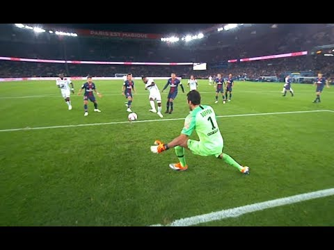 Gianluigi Buffon - Welcome To Juventus ● Best Saves PSG 2018/2019