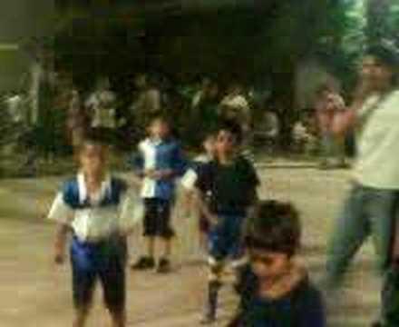 Baby Futbol del Club Deportivo Sumalao