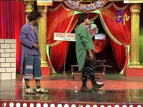 Jabardasth    Adhire Abhinay Performance on 10th April 2014