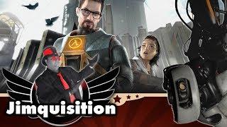 Video Cancel Half-Life 3 (The Jimquisition) MP3, 3GP, MP4, WEBM, AVI, FLV Maret 2018