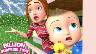 Video Rain Rain Go Away Songs for Children - Family Cartoon Animation Nursery Rhymes MP3, 3GP, MP4, WEBM, AVI, FLV Juni 2018
