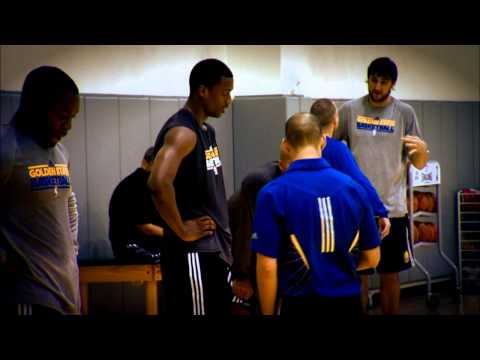NBA Rooks: Harrison Barnes at Training Camp