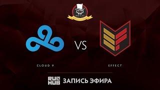 Cloud 9 vs Effect, Mr.Cat Invitational, game 2 [Adekvat, Mila]