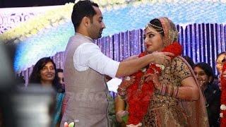 Nazriya and Fahad Fazil Marriage Video