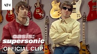 Nonton Oasis: Supersonic | Brothers In A Band | Official Clip HD | A24 Film Subtitle Indonesia Streaming Movie Download