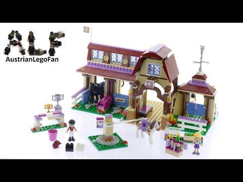 Vidéo LEGO Friends 41126 : Le club d'équitation de Heartlake City