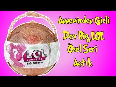 Video DEV LOL Sürpriz  Bebek Şakası!! | Annemden Gizli Lol Yumurtasını Açtık! | Bidünya Oyuncak download in MP3, 3GP, MP4, WEBM, AVI, FLV January 2017