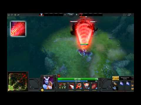 [Обзор] Queen of Pain (Dota2.Ru)