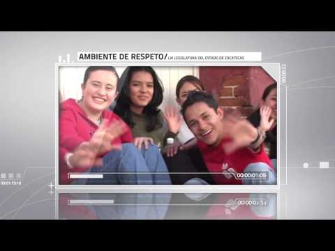 Spot Bullying Legislatura de estado de Zacatecas