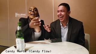 """Candy Flow y lo que pretende hacer con los """"26 Continentes"""""""