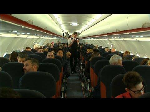 Αεροπορικές ετερείες κατά Γαλλίας για τις απεργίες