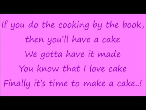 Cooking By The Book Lazytown Lyrics