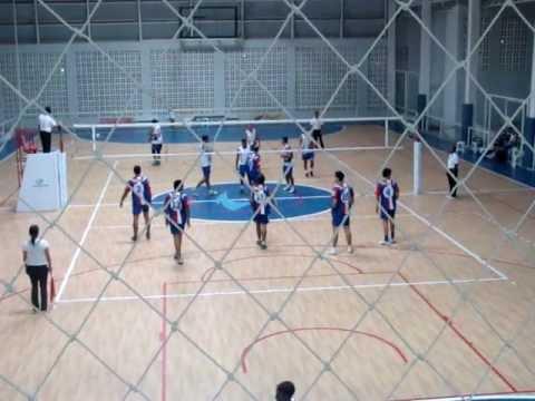 Copa TV Asa Branca de Voleibol 2012 - Lagoa dos Gatos X Santa Cruz do Capibaribe 2º Set