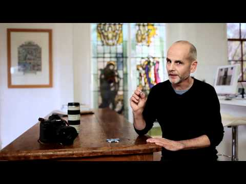 Canon EOS – Portraiture Shooting Photography Tutorial with Chris Budgeon