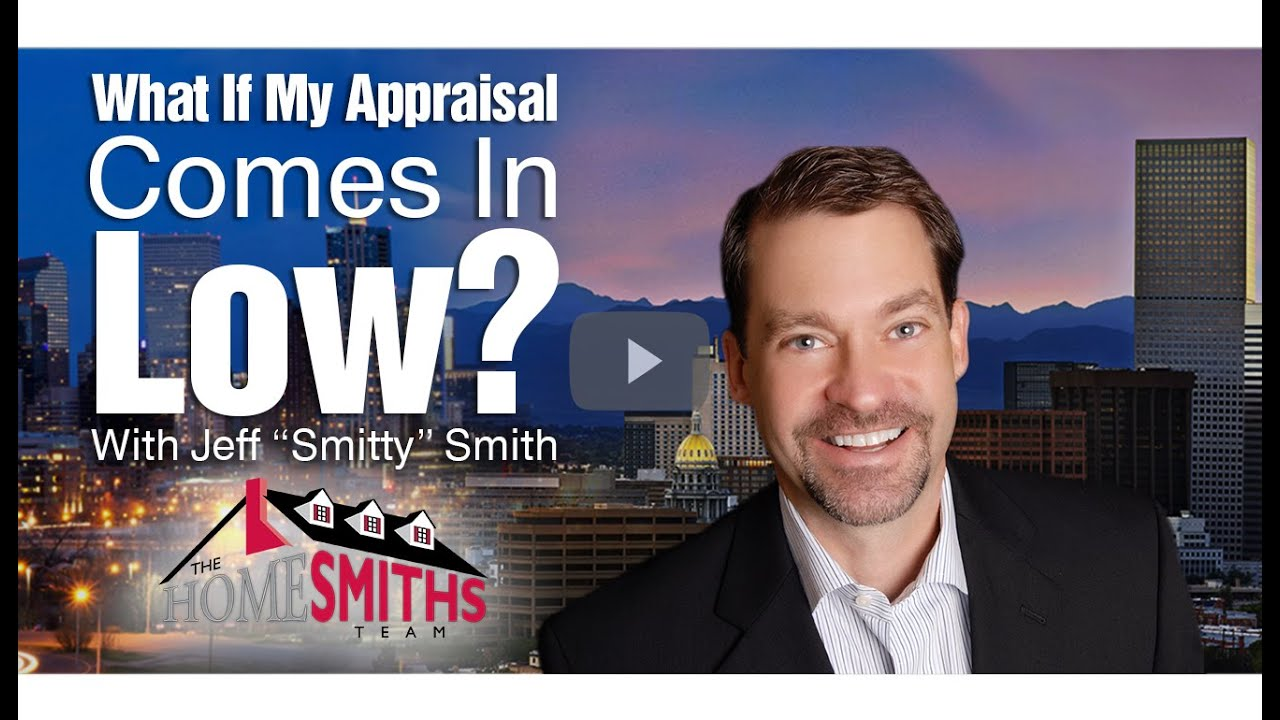 How to Handle a Low Appraisal in the Middle of a Transaction