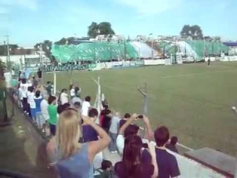 NUEVO TELON DE LA HINCHADA DE ITUZAINGO!!! - La Banda del León - Ituzaingó