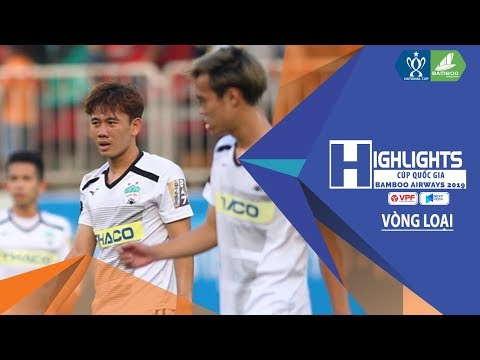 Hồng Duy - Minh Vương nổ súng, HAGL thắng dễ Đăk Lăk tại Cúp Quốc Gia Bamboo Airway 2019 | VPF Media - Thời lượng: 6:46.