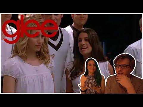 Glee - Season 1 Episode 7 (REACTION) 1x07 Throwdown