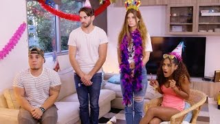 Surprise Birthday Party Gone Wrong | Lele Pons & Hannah Stocking