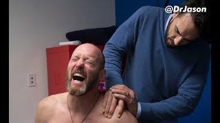 Video Dr. Jason - PAINFUL Ligament Tear (AC Joint Separation) MP3, 3GP, MP4, WEBM, AVI, FLV Mei 2019