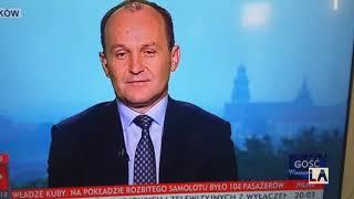 Hipokryta Krzysztof Ziemiec, zaorany na antenie!