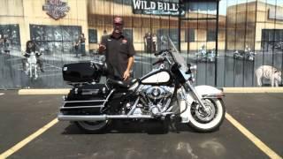 7. 2006 Harley-Davidson Road King Police